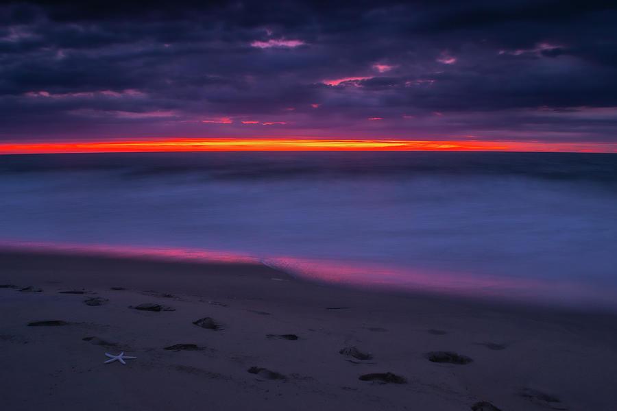 Ocean City Sunrise Photograph