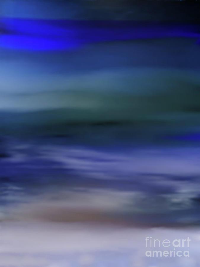 Ocean Colors Painting