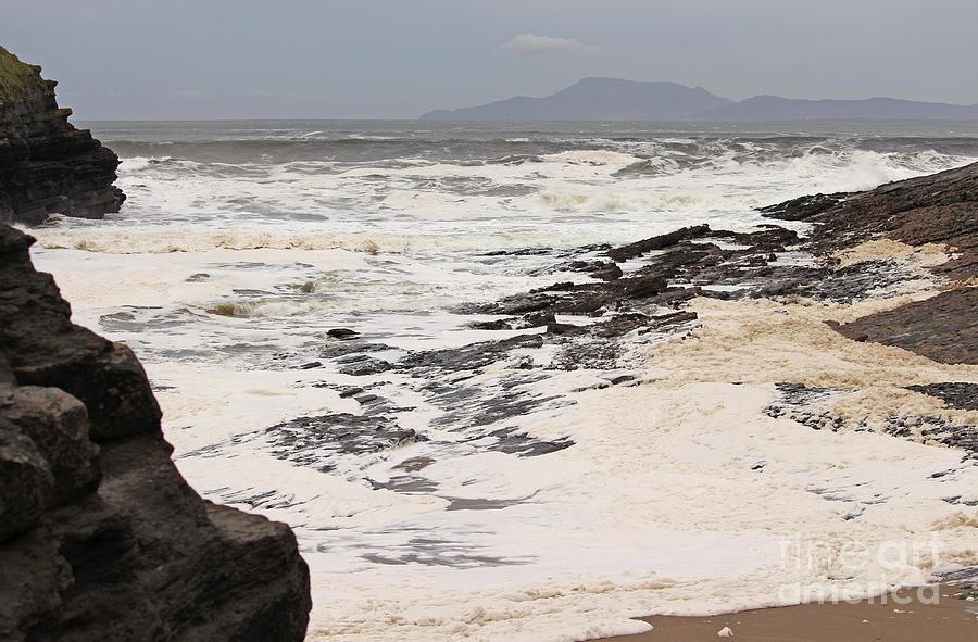 Ocean Foam Donegal by Eddie Barron