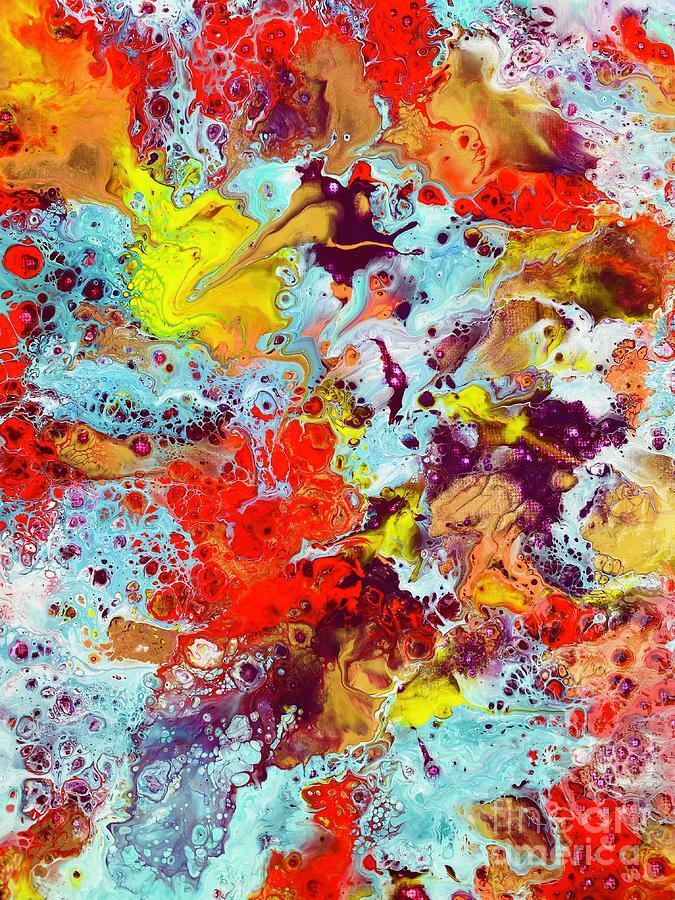 Ocean Reef Painting