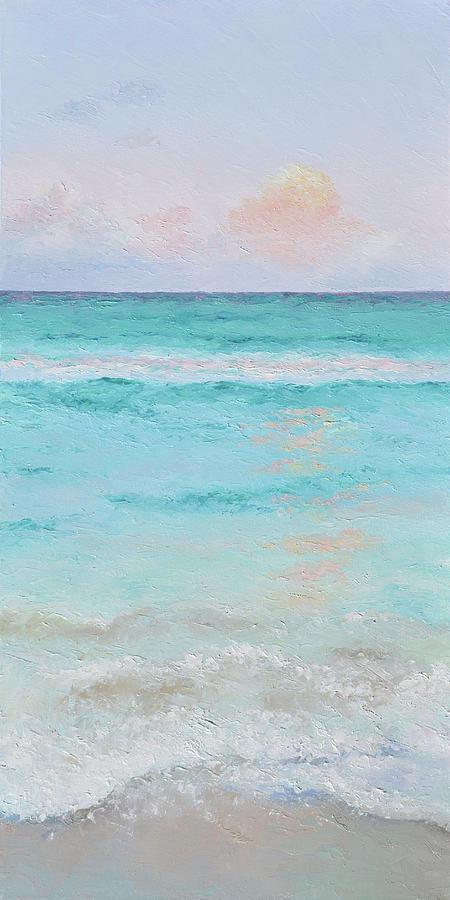 Ocean Surf Seascape Painting