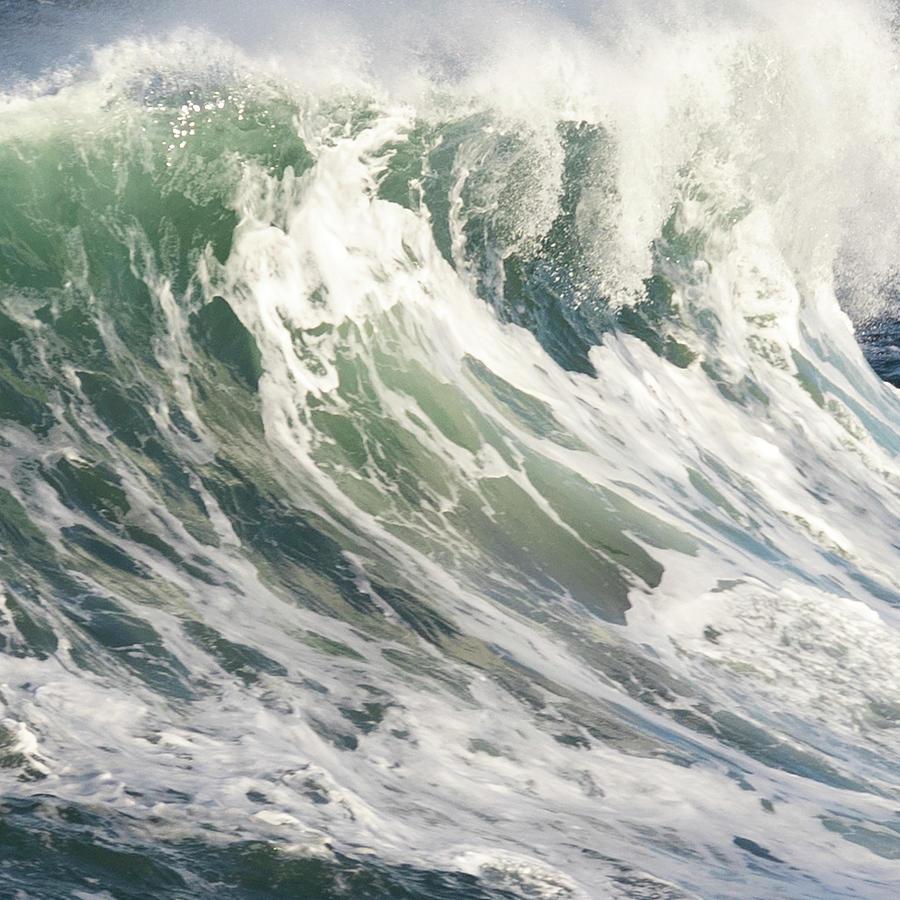 Beautiful Photograph - Ocean Wave by Catherine Avilez