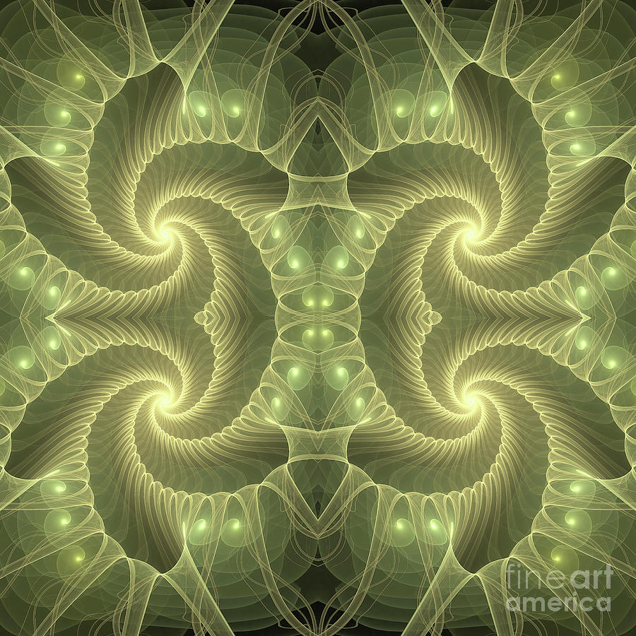 Octofractal by Jack Torcello