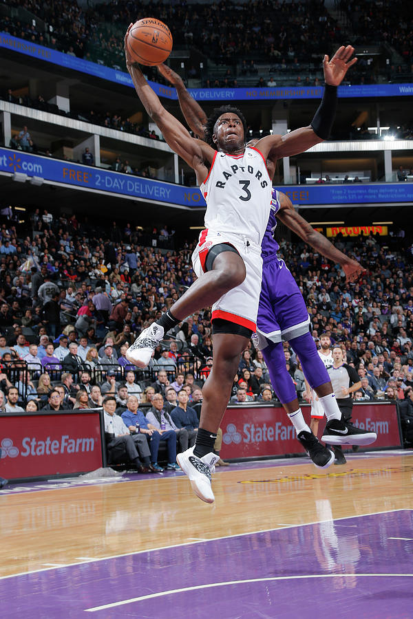 Og Anunoby Photograph by Rocky Widner