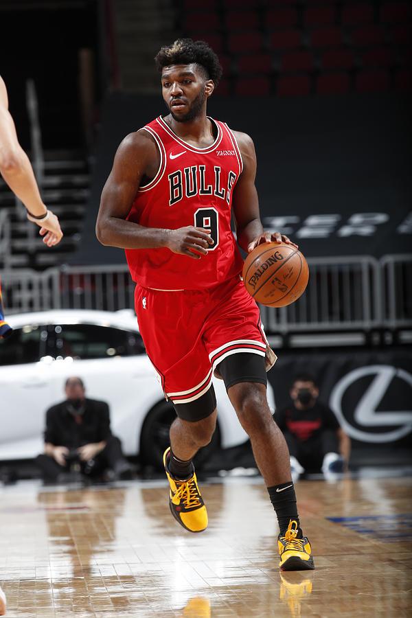 Oklahoma City Thunder v Chicago Bulls Photograph by Jeff Haynes