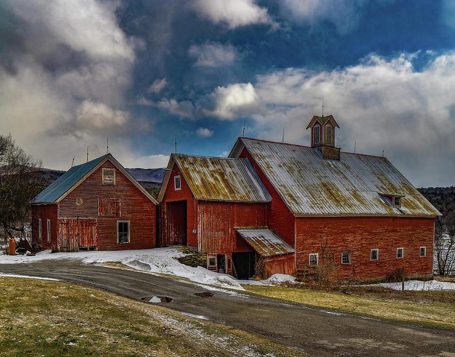Old Barn 213 Photograph
