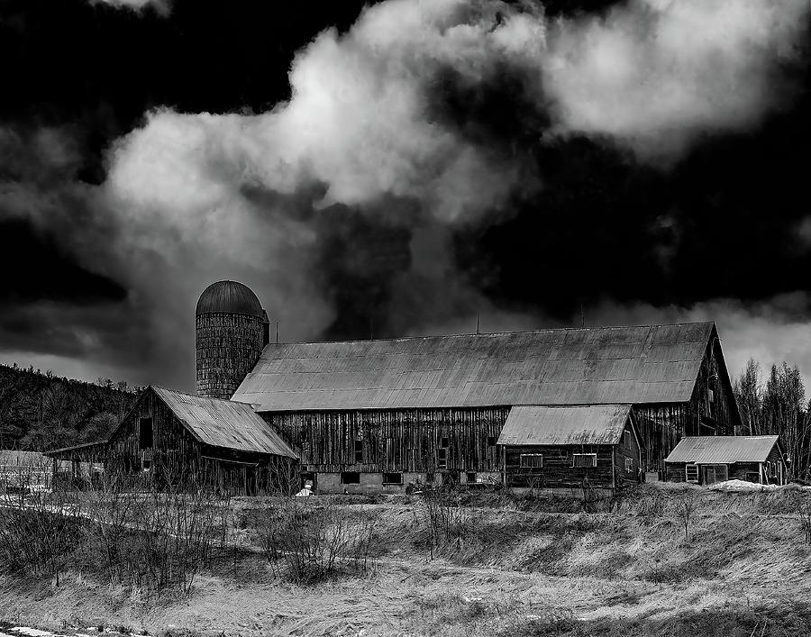 Old Barn 216 Photograph