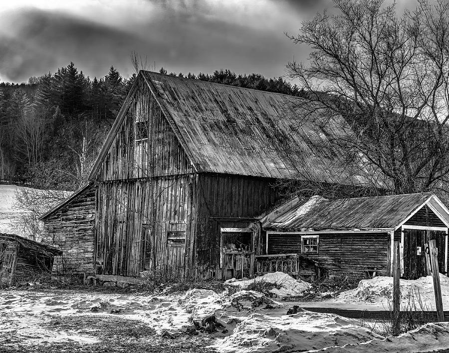 Old Barn 293 Photograph
