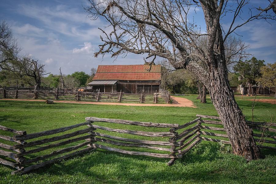 Old Barn Photograph