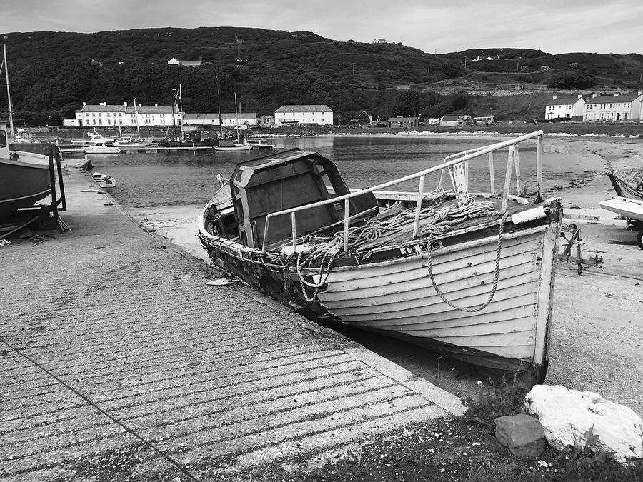 Old Boat No Float Photograph