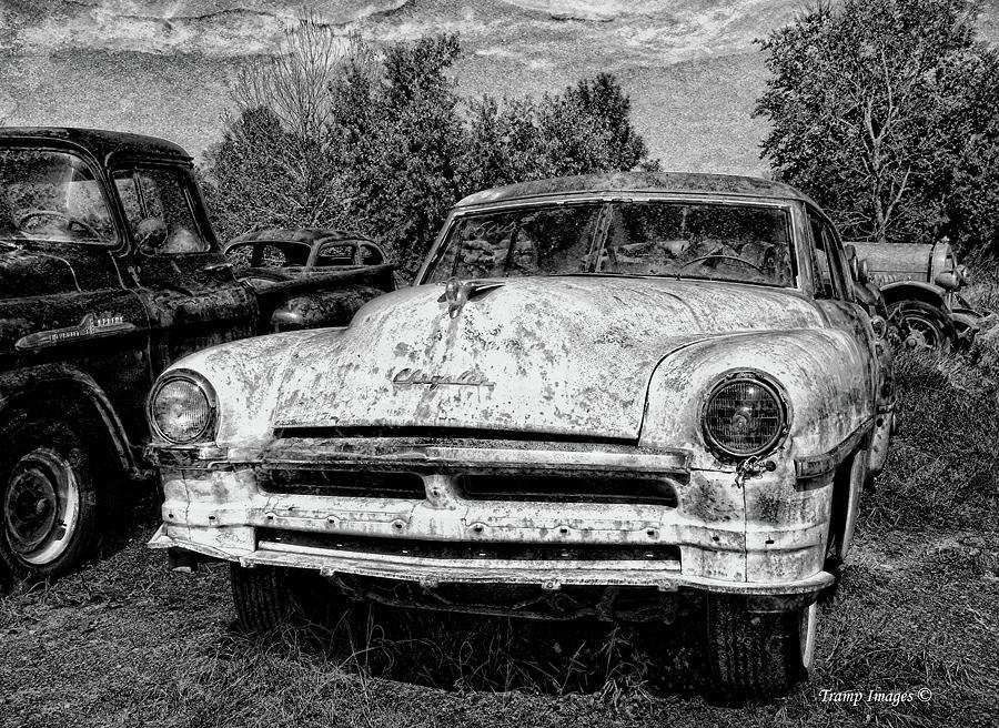 Old Chrysler  by Wesley Nesbitt