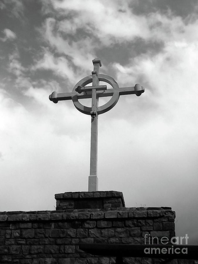 Old Cross by Tony Baca