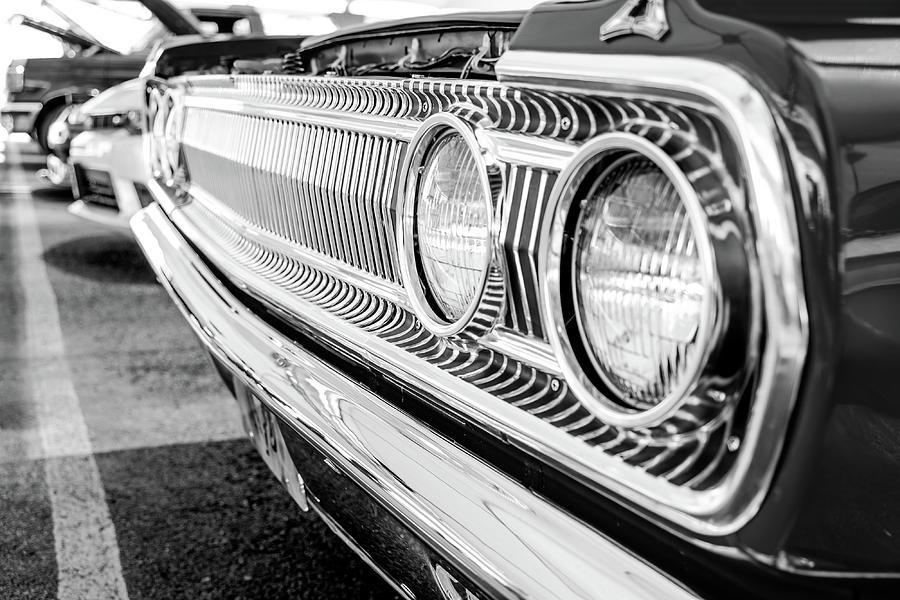 Car Photograph - Old Days by Peyton Vaughn