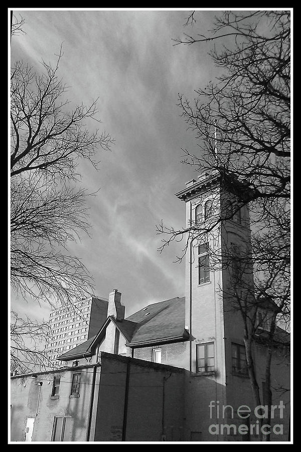 Old Fire Hall Photograph