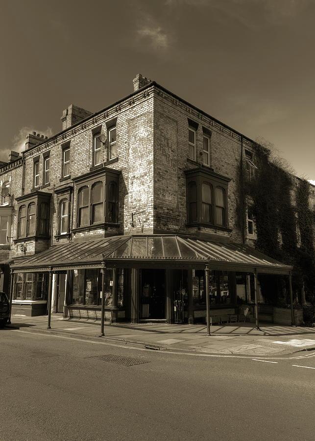 Old Ironmongers Shop Photograph