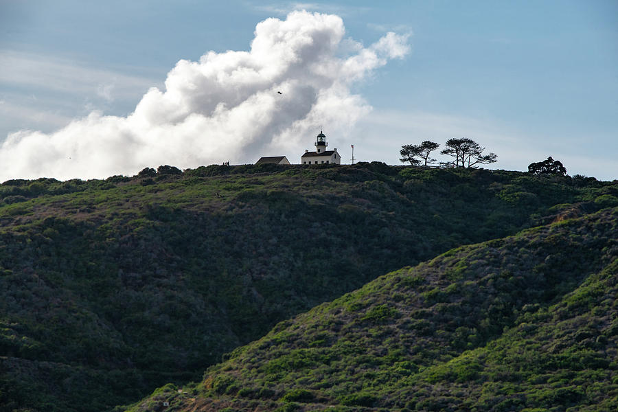 Old Point Loma Lighthouse by Philip Rodgers