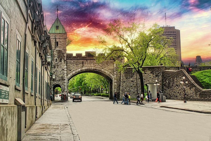Old Quebec 0617 by Carlos Diaz
