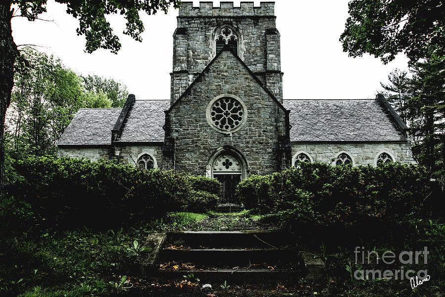 Old Stone Church Photograph