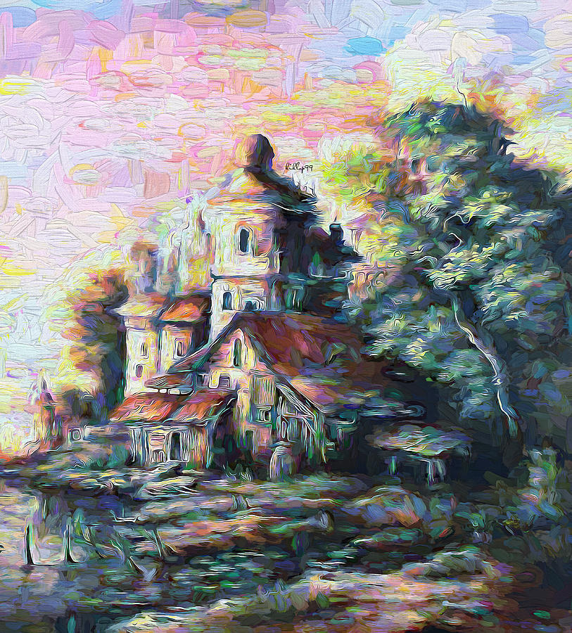 Old Time Art Painting