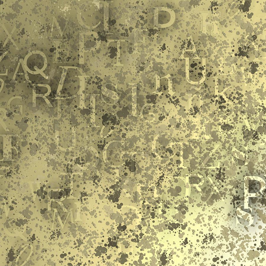 Old Type Wallpaper Digital Art