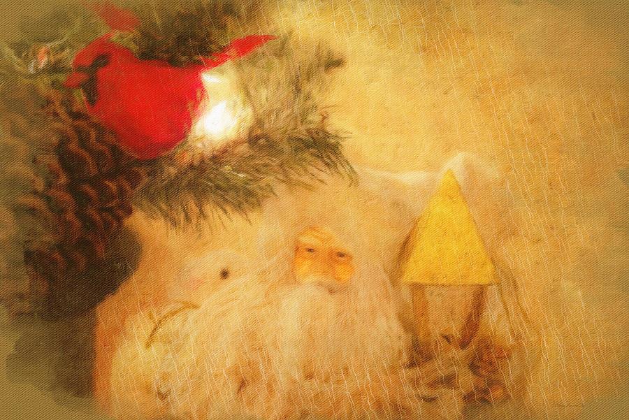Olde Saint Nicholas by Diane Lindon Coy