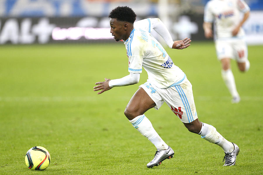 Olympique de Marseille v EA Guingamp - Ligue 1 Photograph by Jean Catuffe