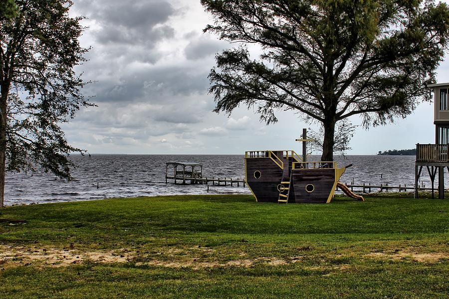On The Albemarle Sound Photograph