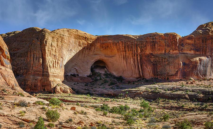 On The Way To Corona Arch Moab Utah Photograph
