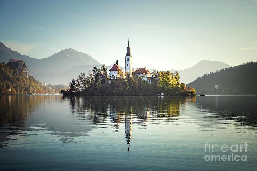 Once Upon A Lake Photograph
