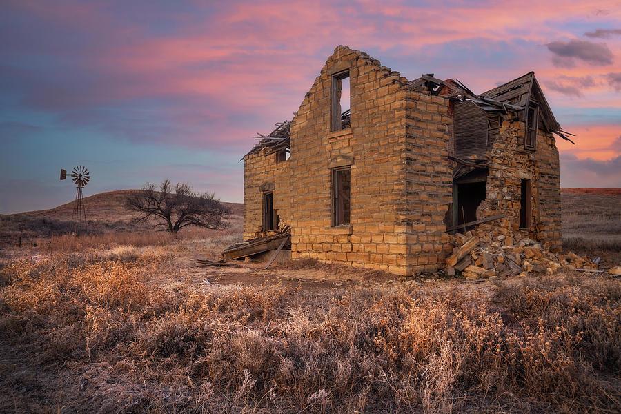 One Last Sunrise Photograph