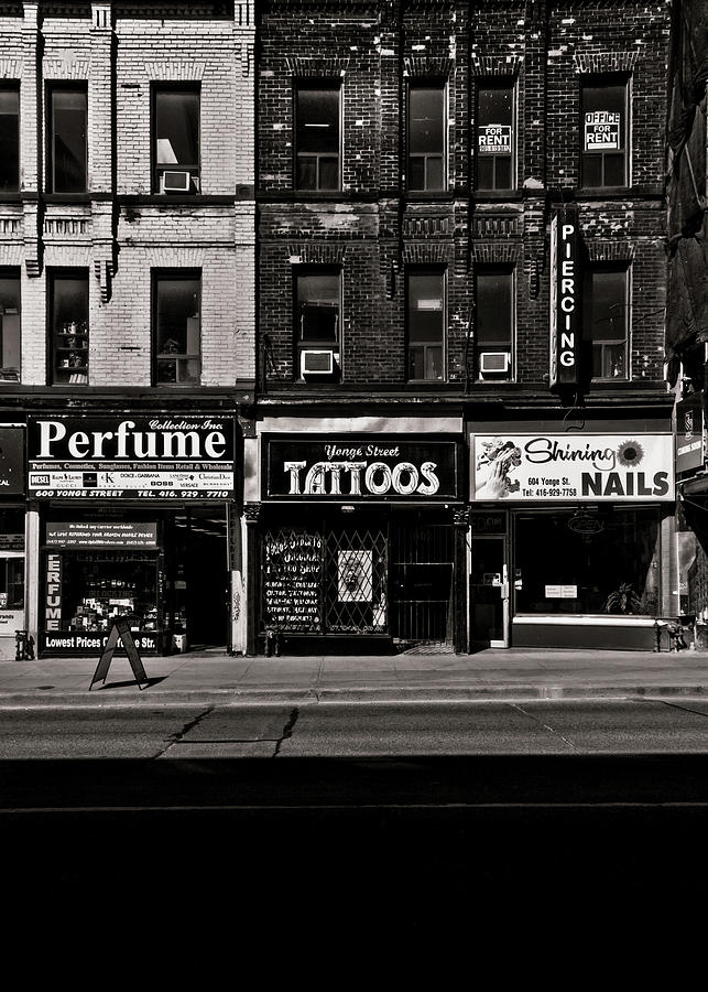 One Stop Shopping No 1 Photograph