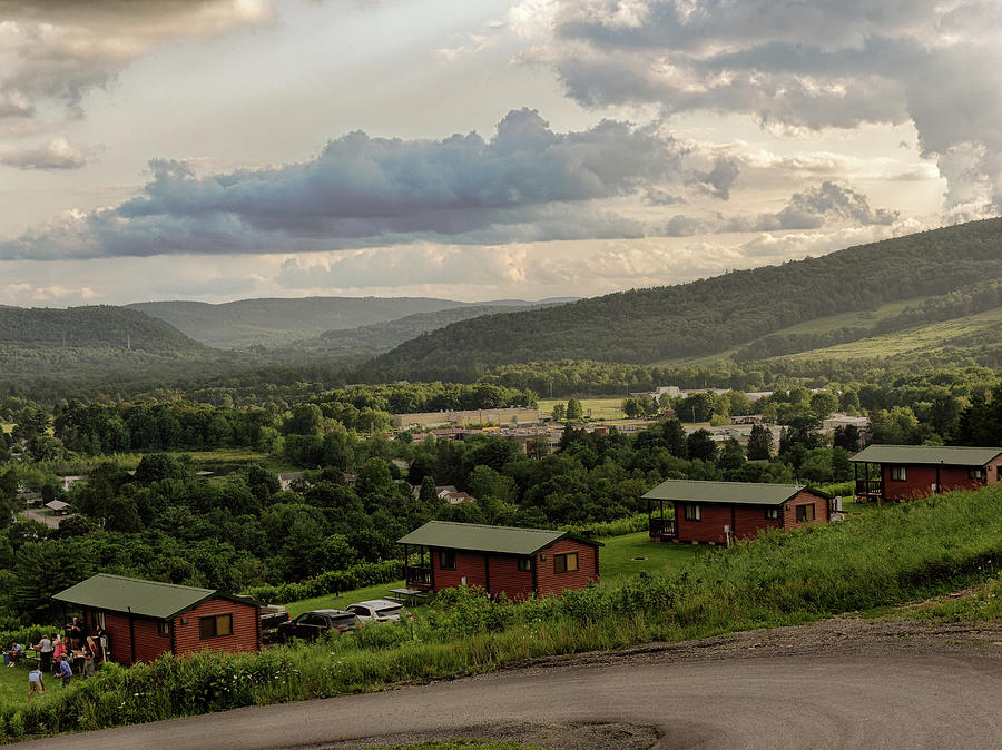Oneonta Valley Photograph