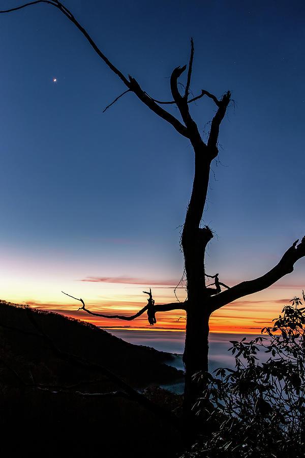 Onion Mountain Sunrise -001 Photograph