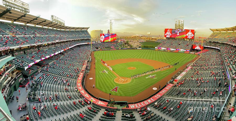 Opening Day 2021 Photograph