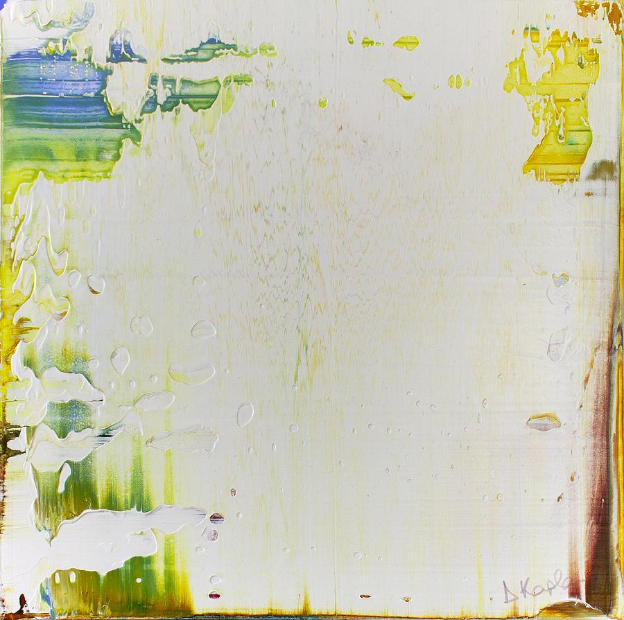 Derek Kaplan Painting - Opt.03.20 Unspoken by Derek Kaplan