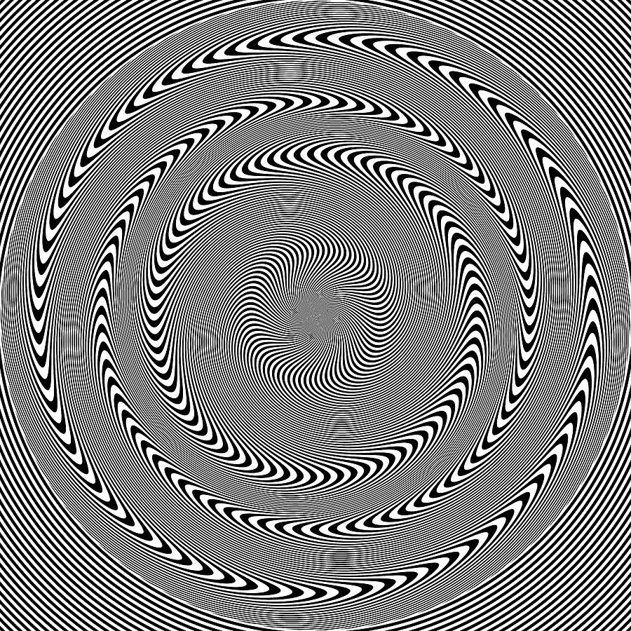 Optical Illusion - Hypnosis made easy by Mike Savad