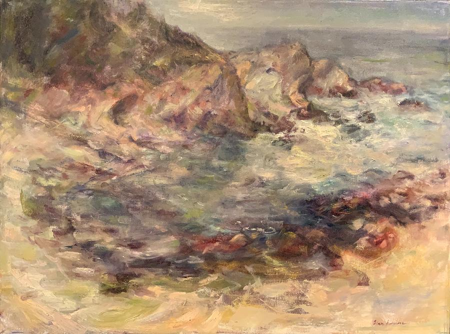 Oregon Coast - Cape Arago - Simpson Beach by Quin Sweetman