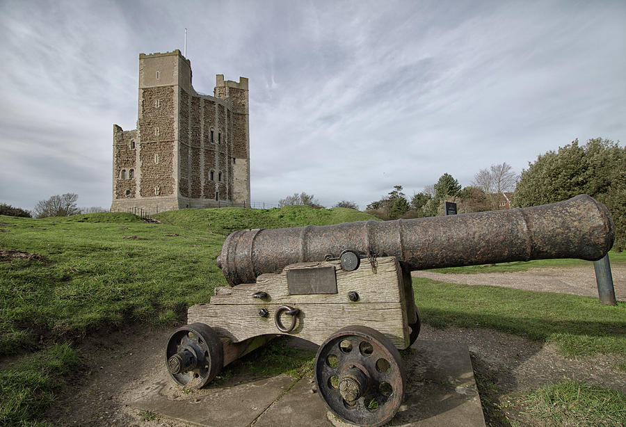 Orford Castle Photograph
