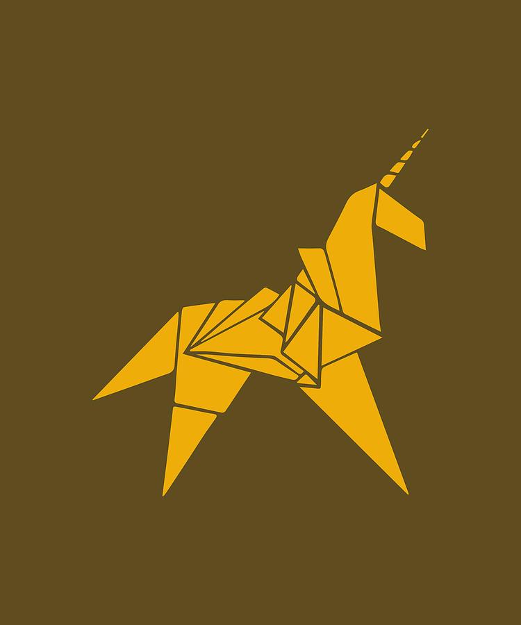 Onesie Origami Unicorn