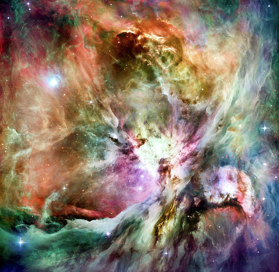 Orion Nebula Revisited Photograph