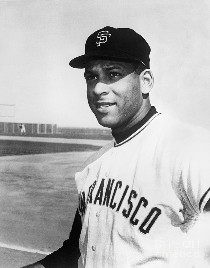 Orlando Cepeda Photograph by National Baseball Hall Of Fame Library