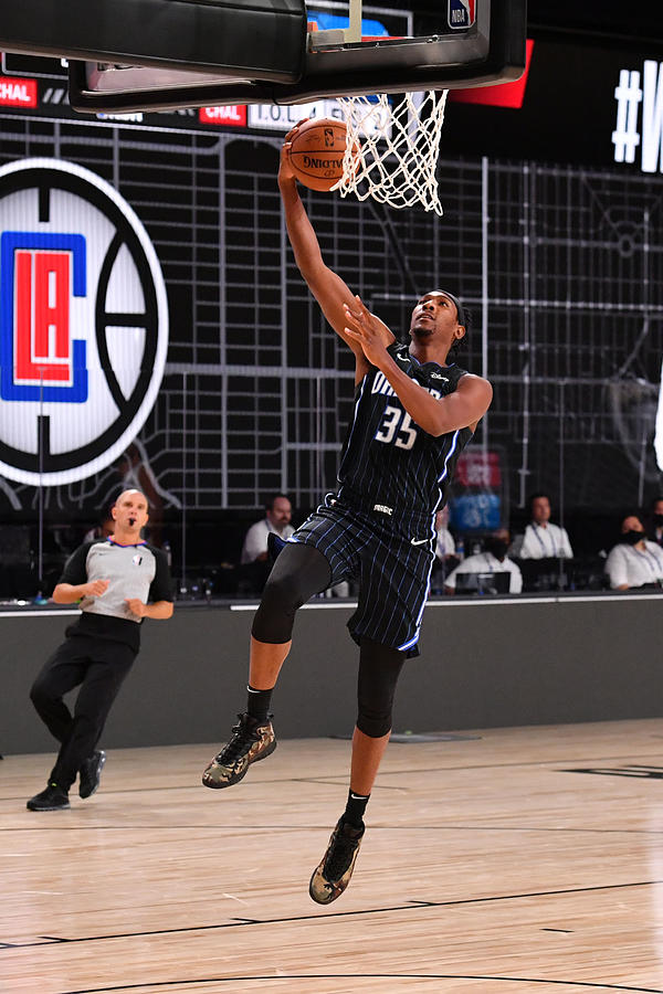 Orlando Magic v Los Angeles Clippers Photograph by Jesse D. Garrabrant