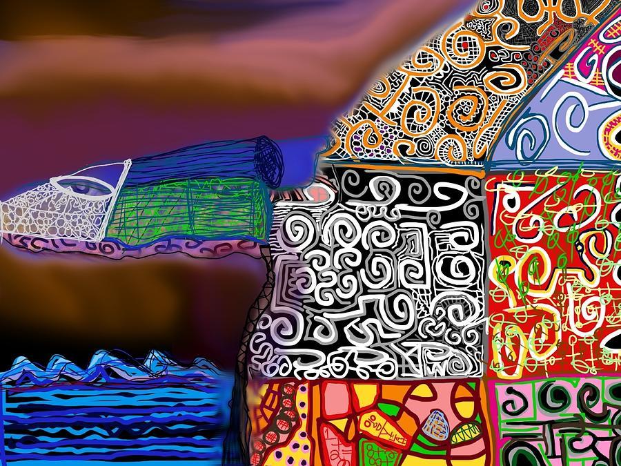 Ornate Digital Art