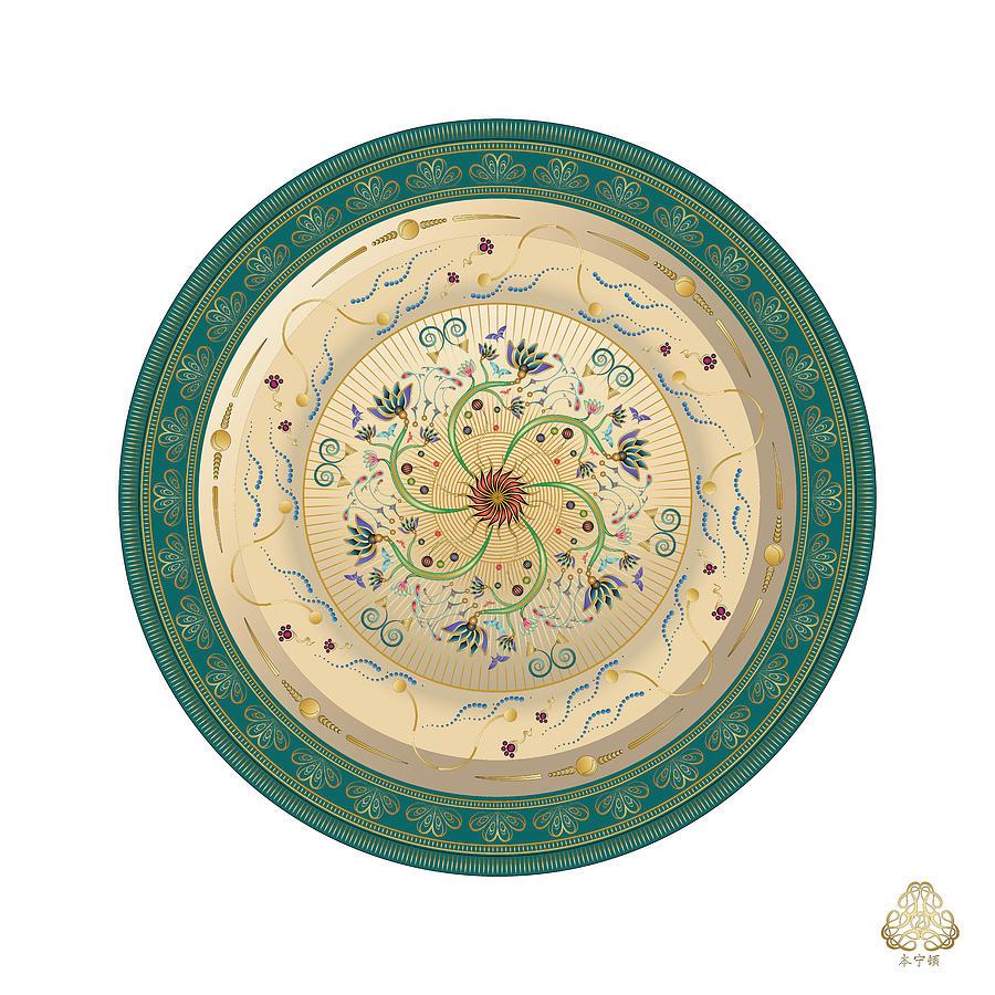 Ornativo Vero Circulus No 4161 Digital Art