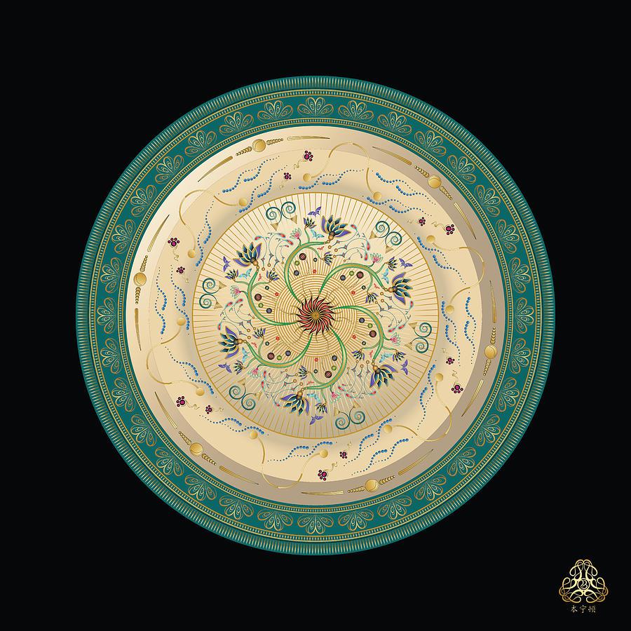 Ornativo Vero Circulus No 4162 Digital Art