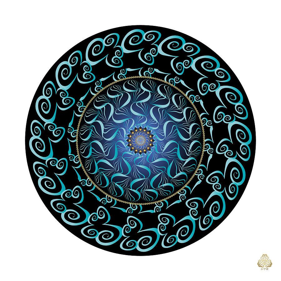 Ornativo Vero Circulus No 4165 Digital Art