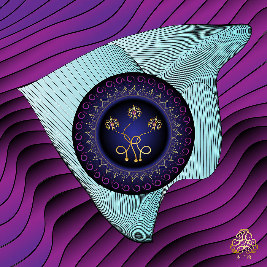 Ornativo Vero Circulus No 4171 Digital Art