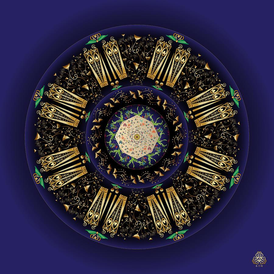 Ornativo Vero Circulus No 4175 Digital Art