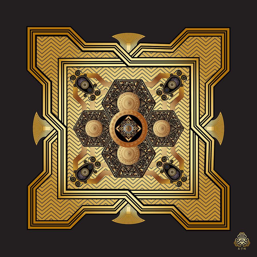 Ornativo Vero Circulus No 4177 Digital Art