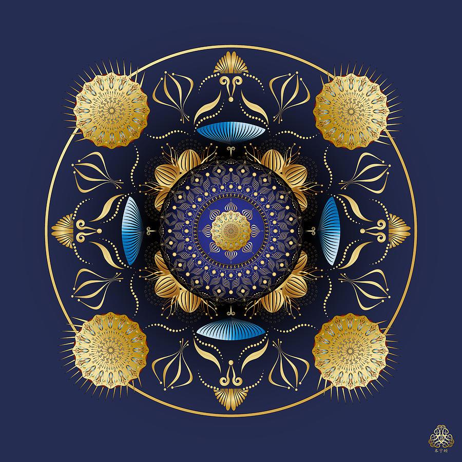 Ornativo Vero Circulus No 4183 Digital Art